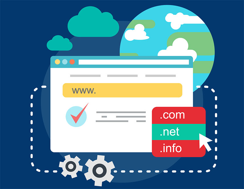 choosing a right domain name