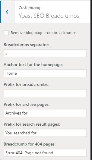 WordPress Theme Customizer - Plugin Settings