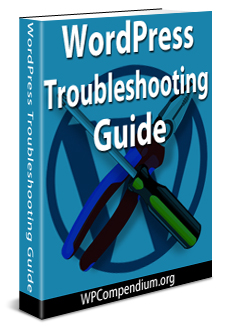 Free WordPress Troubleshooting Guide Fix Themes Plugin Problems Report Launched