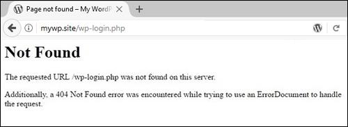WordPress 404 Error